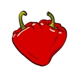 Pepper Heart vector image