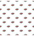 comic boom splash pattern seamless vector image