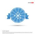 atom physics symbol vector image vector image