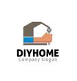 DIY Home Design vector image vector image