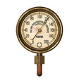 measuring device vector image vector image