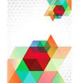TriangleTransparent vector image vector image
