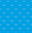 sky cloud pattern seamless blue vector image vector image