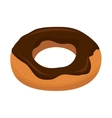 donut dessert sugar icon graphic vector image