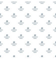research lab pattern seamless vector image vector image
