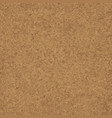 cork board background vector image