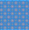 stars tile pattern vector image