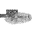 why is directory linkage important text word vector image vector image