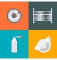 Furniture Symbol Icons vector image