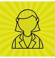 business person design vector image