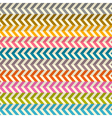 Seamless Abstract Colorful Toothed Zig Zag Paper vector image vector image