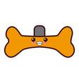 Dog collar symbol kawaii cute cartoon