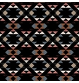 Navajo ethnic pattern vector image vector image