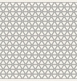 seamless pattern of triangles vector image