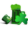 concept of st patrick vector image
