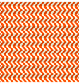 Seamless Abstract Red Toothed Zig Zag Paper vector image vector image