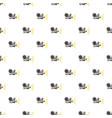 retro movie projector pattern vector image vector image