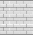 seamless bricks wall background trend eps vector image vector image
