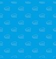 stapler pattern seamless blue vector image vector image