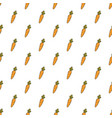 carrot hand drawn on white background hand drawn vector image