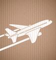 delivery cargo vector image vector image
