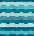 abstract waves seamless vector image vector image