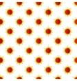 Sun pattern seamless vector image