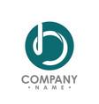 b letter logo design logo set b letter logo vector image