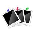 Polaroid Photo Frames vector image vector image