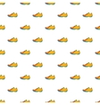 Sneakers for tennis pattern cartoon style vector image vector image