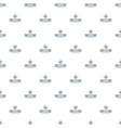 biology center pattern seamless vector image vector image