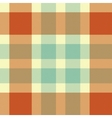 Color fabric plaid Seamless vector image vector image