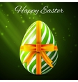 Happy easter vector image vector image