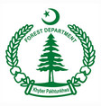 Non timber forest products department kpk logo