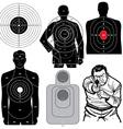Set 6 shooting targets
