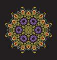 mandala floral flower