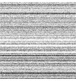 noise seamless texture noise band video signal vector image vector image