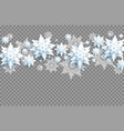 seasonal symbol on background vector image