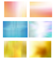 abstract blurred background 1 vector image vector image