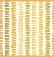 gold foil vertical lines abstract pattern vector image vector image