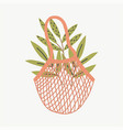 eco life style without plastic vector image vector image