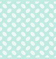 seamless geometric pattern easter eggs vector image vector image