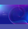 abstract background design fluid gradient vector image vector image