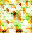 abstract triangle seamless vector image