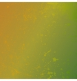Invert Green Distress Texture vector image