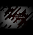 abstract metal concepts vector image vector image