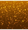Abstract light effects Sparkle light particles vector image vector image