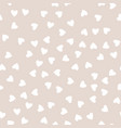 seamless pattern simple hipster background vector image