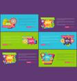 sale premium quality promo labels online posters vector image vector image