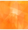 Abstract Orange Pattern vector image vector image